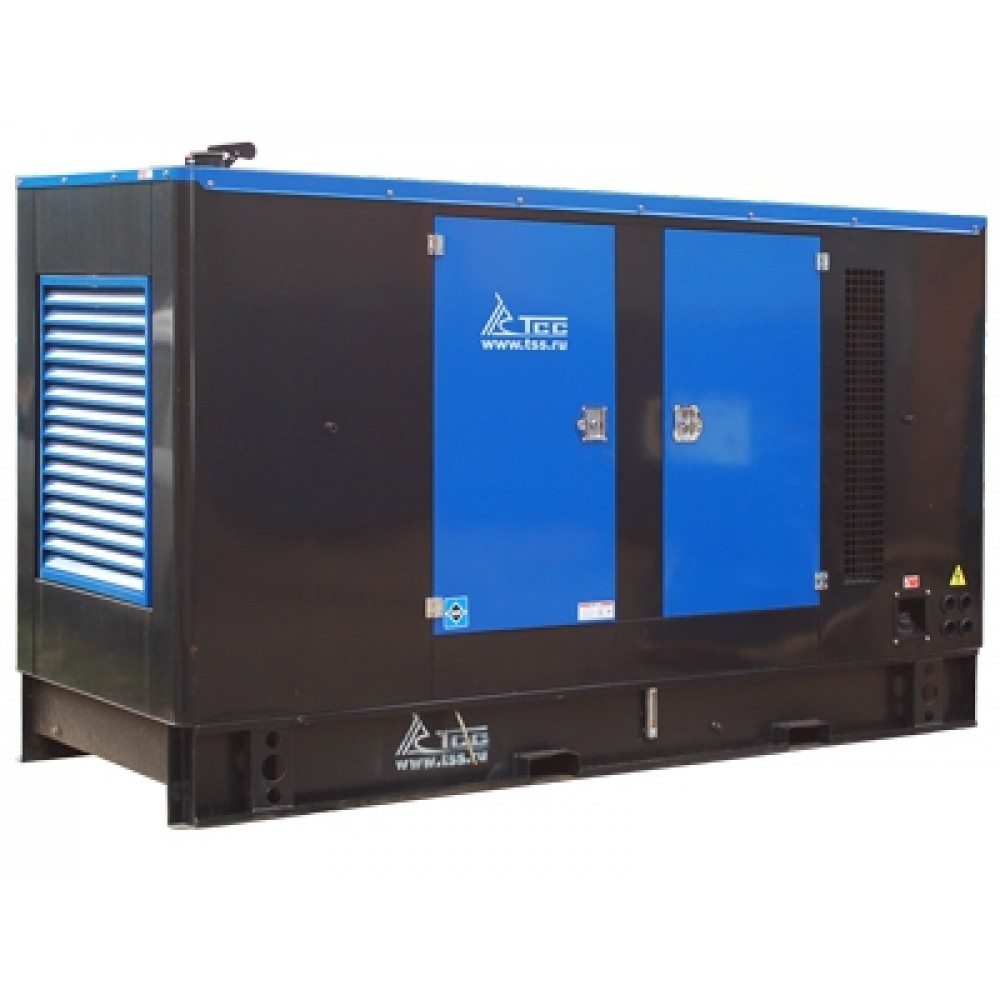 Дизельный генератор TTD 210TS ST