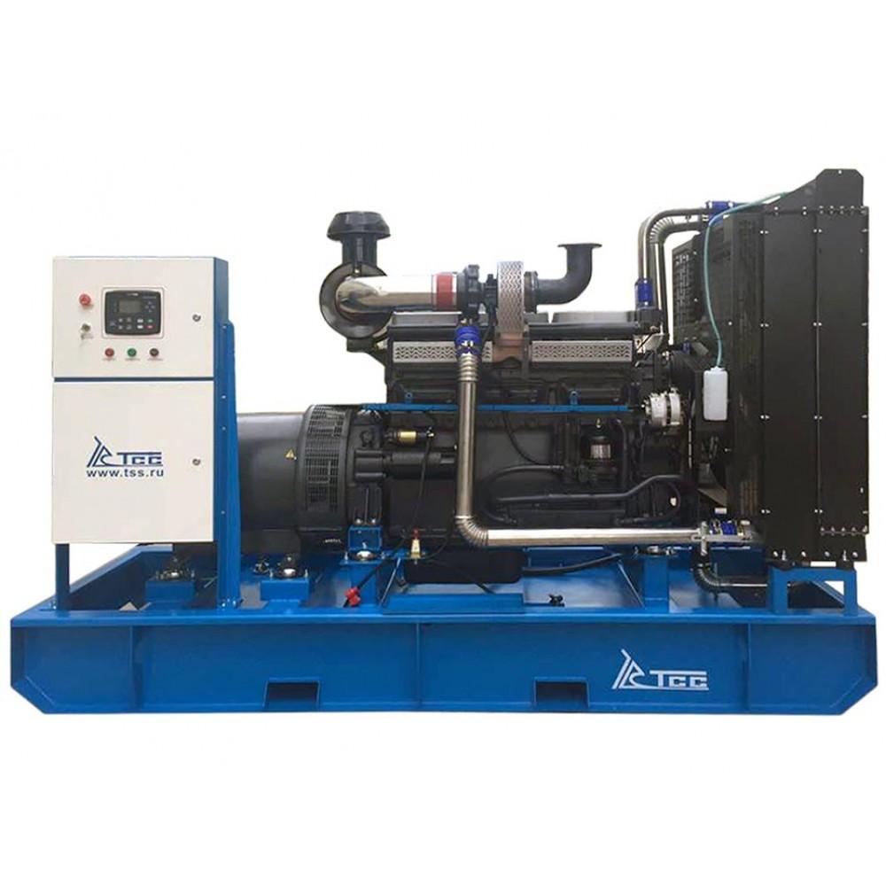 Дизельный генератор TTD 280TS