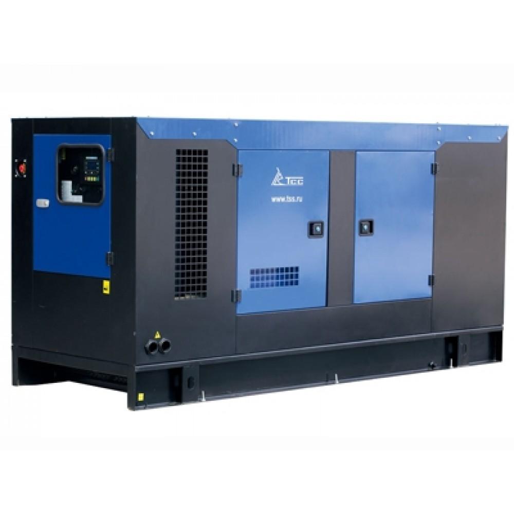 Дизельный генератор TTD 350TS ST