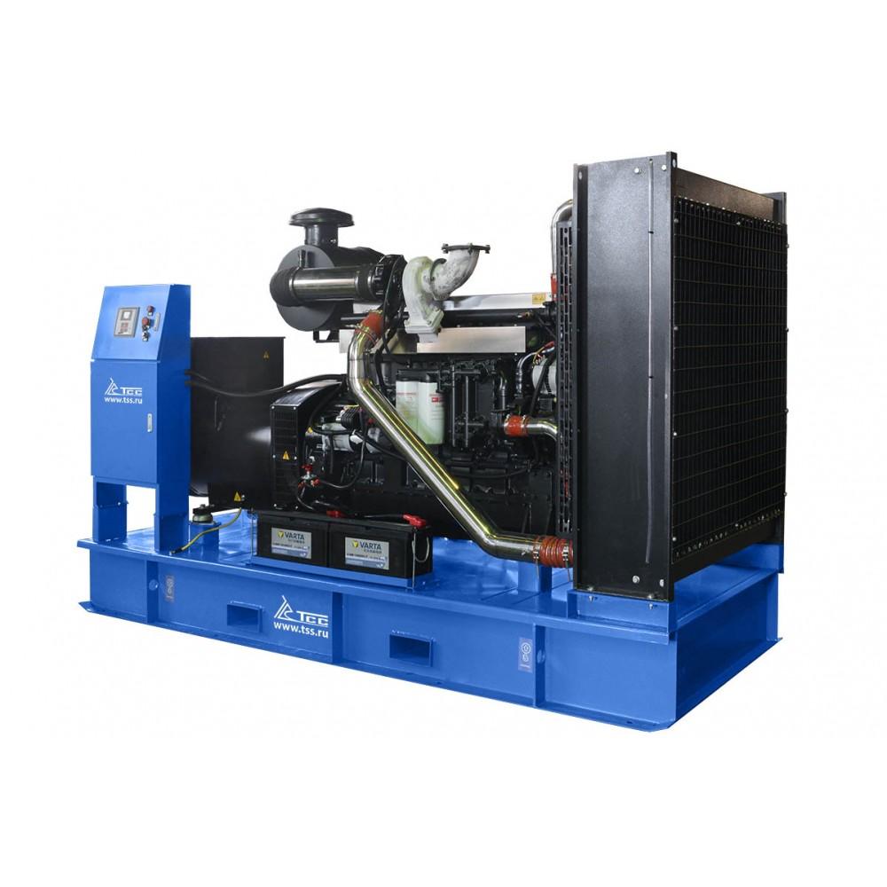 Дизельный генератор TTD 550TS A