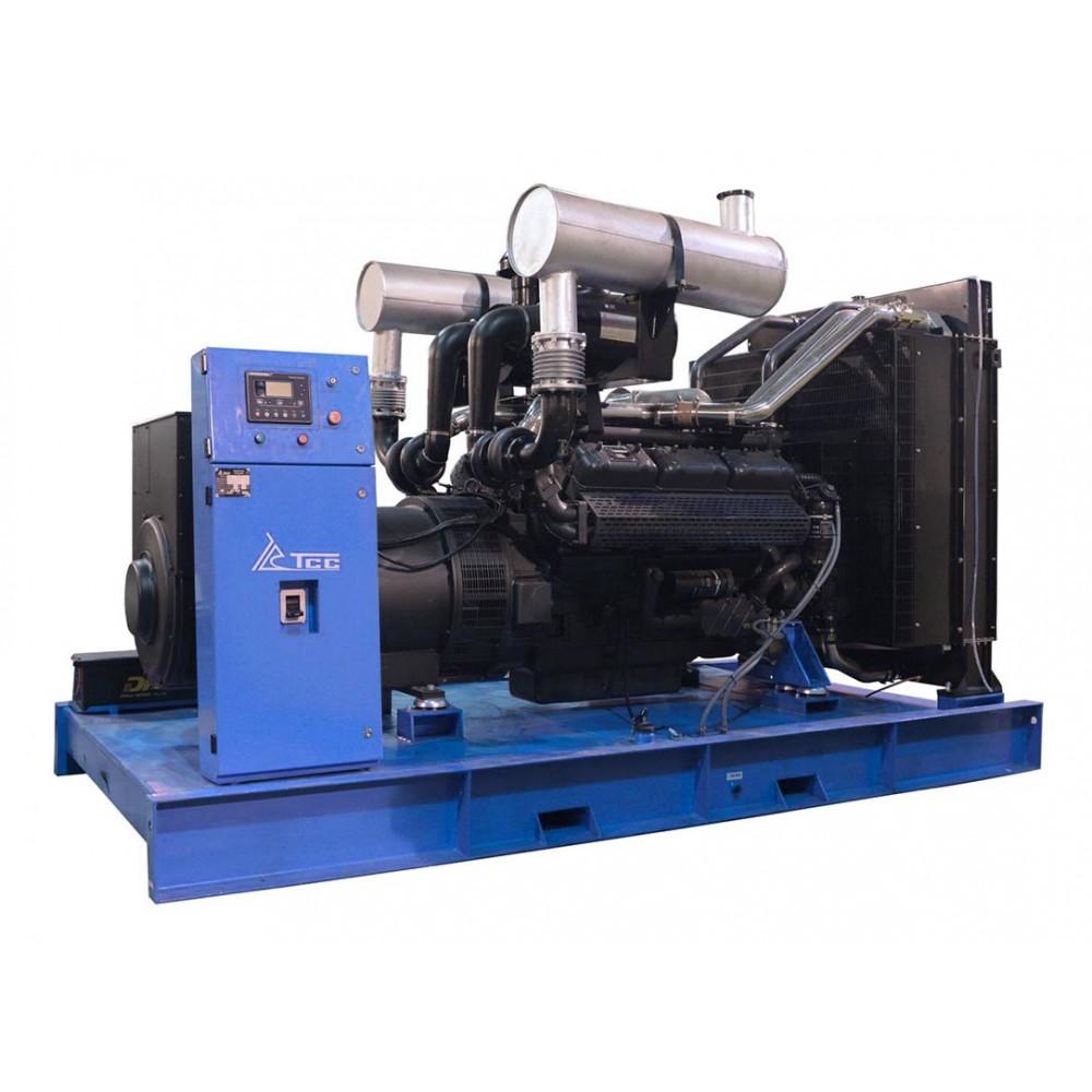 Дизельный генератор TTD 605TS A