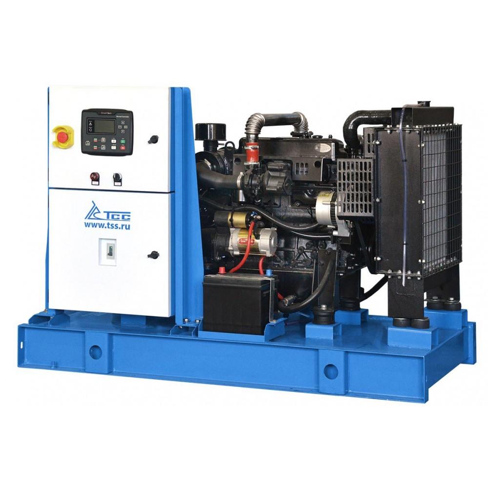 Дизельный генератор TTD 22TS