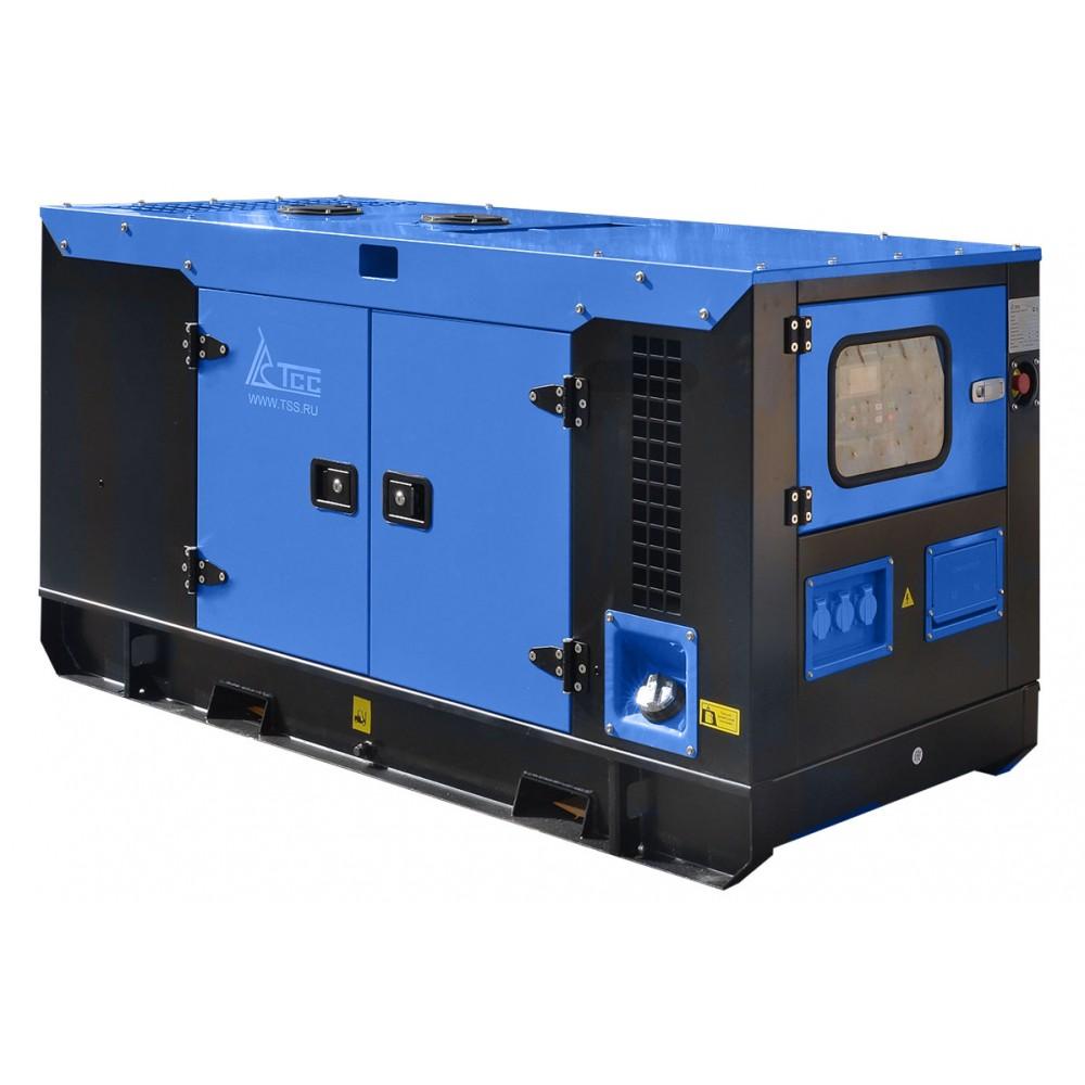 Дизельный генератор TTD 18TS-2 ST
