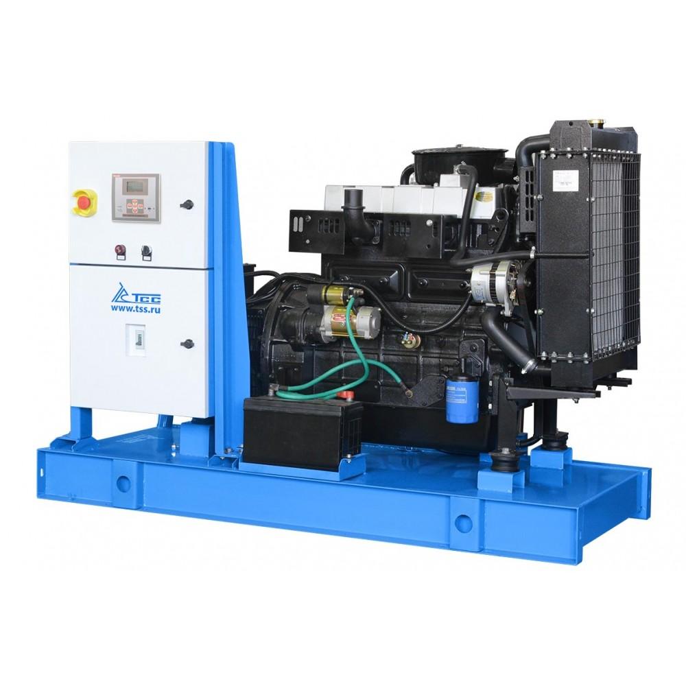Дизельный генератор TTD 28TS