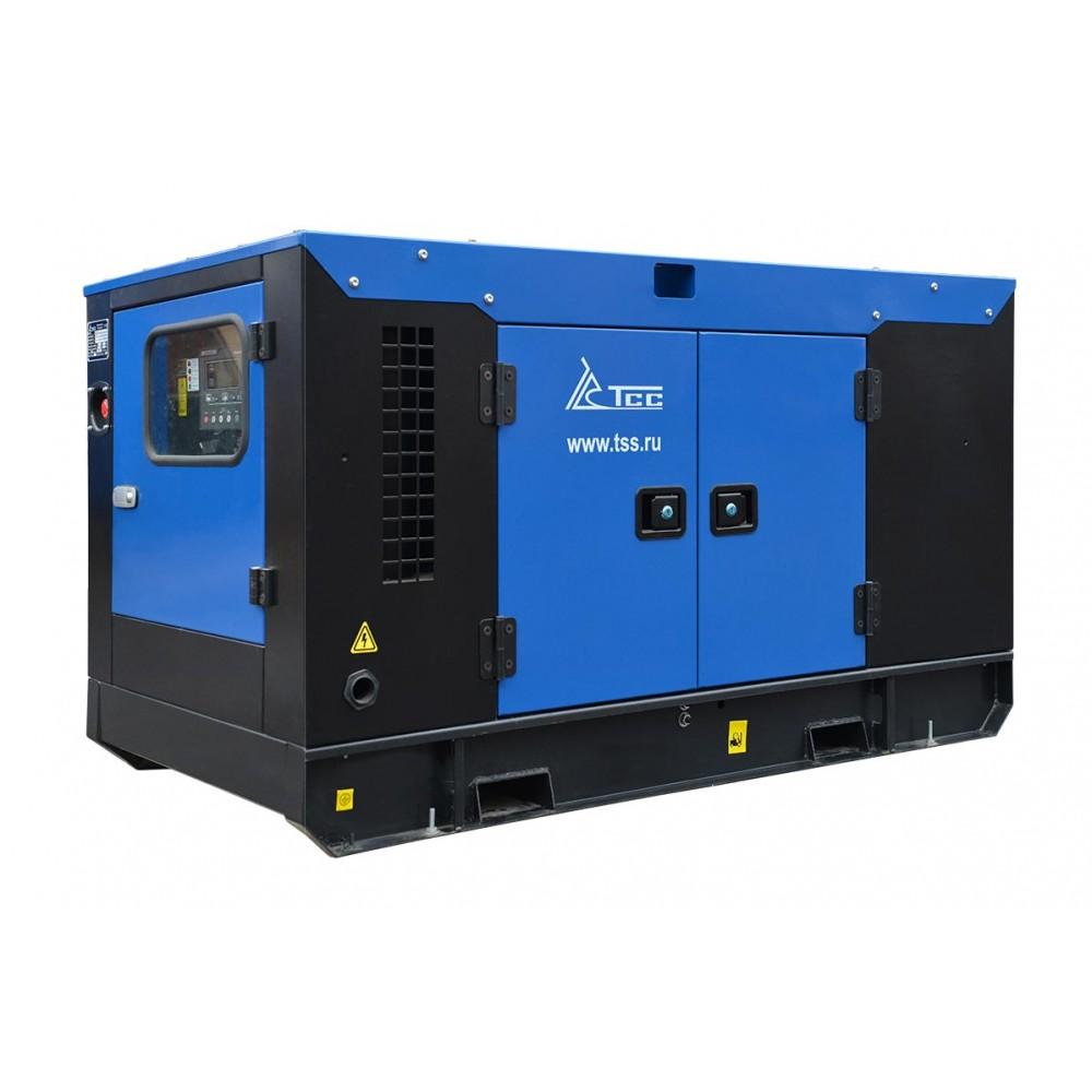 Дизельный генератор TTD 33TS ST