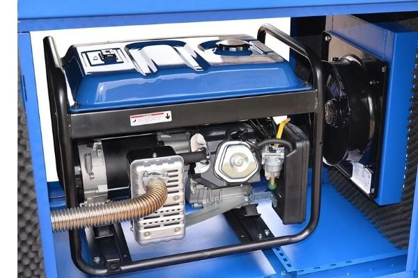 Особенности генератора TSS-SGG 7500Е3