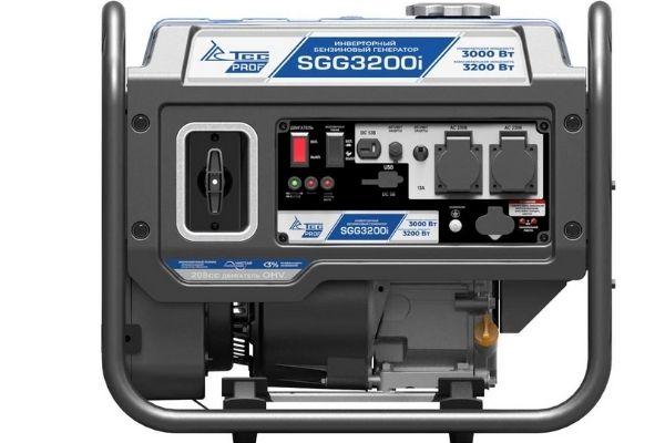 дизельный генератор тсс 3 квт
