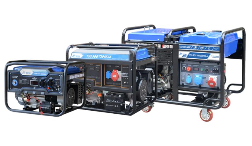 Выбор бензиновых генераторов