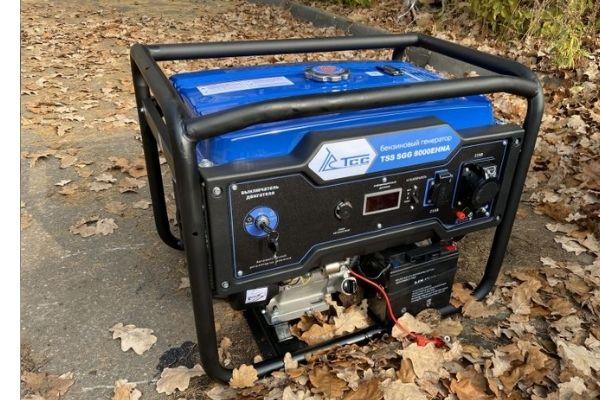 Генераторы TSS 8 кВт