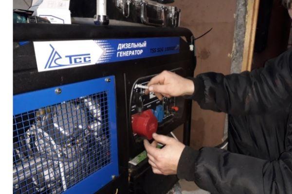 Основные правила работы с генератором ТСС