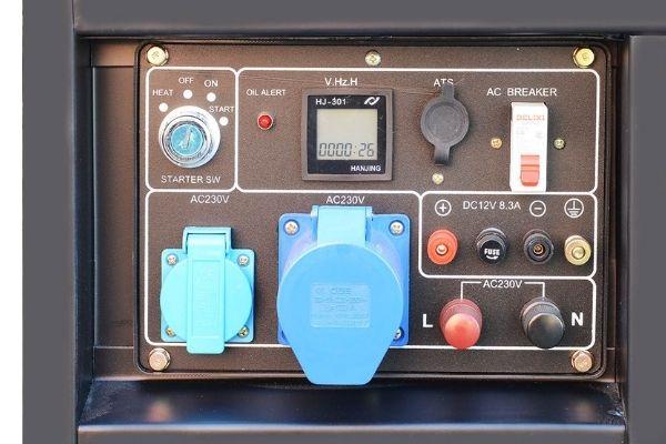 Преимущества  генератора ТСС 8 кВт SDG 8000EHА
