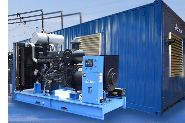Преимущества генераторов TSS в контейнере