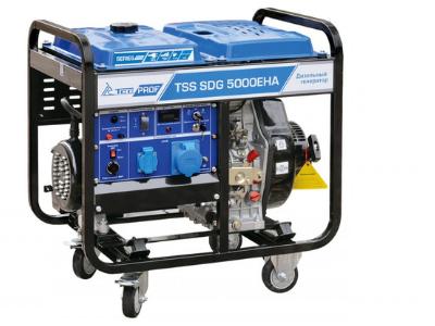 Портативный генератор TSS SDG 5000