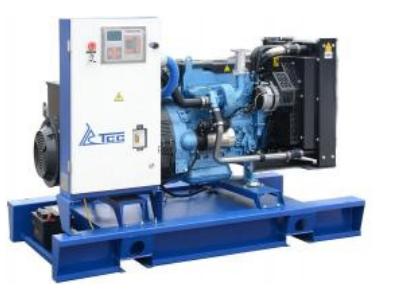 Дизельная электростанция ТСС Premium TBD 550TS