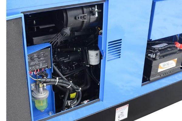 TSS 30 кВт DUAL DGW 28/600EDS-A